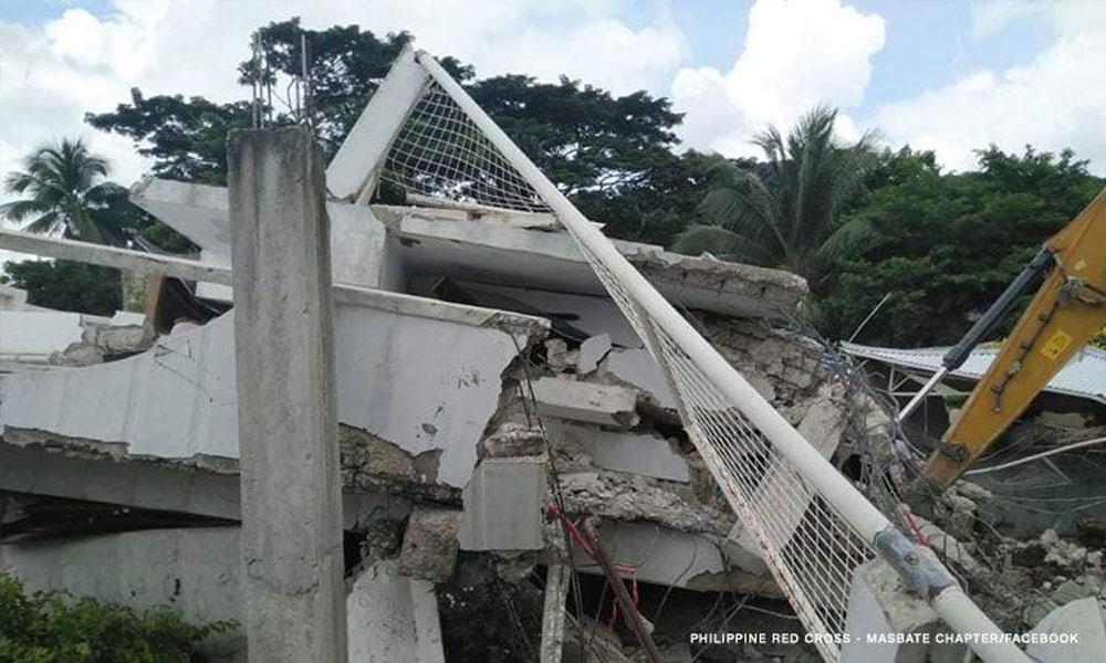 فلپائن میں 6.7 شدت کا زلزلہ، 1شخص ہلاک