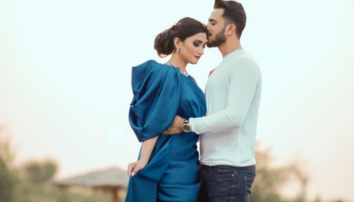 شادی کی سالگرہ پر حسن علی کا اہلیہ کیلئے محبت بھرا پیغام