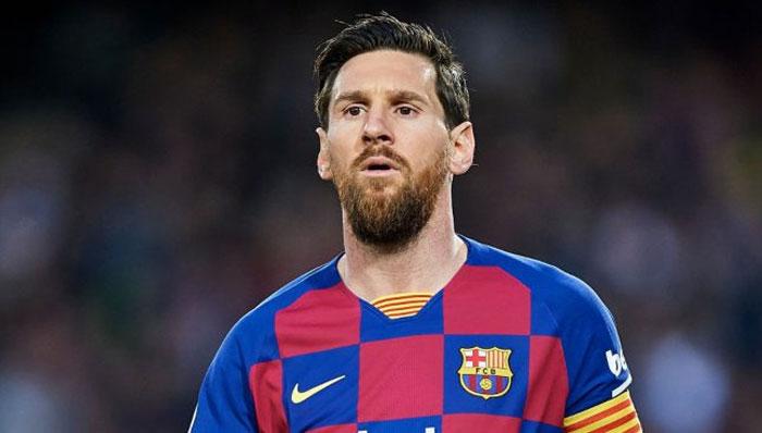 چیمپئنز لیگ میں شکست، میسی نے بارسلونا کلب چھوڑنے کا فیصلہ واپس لے لیا