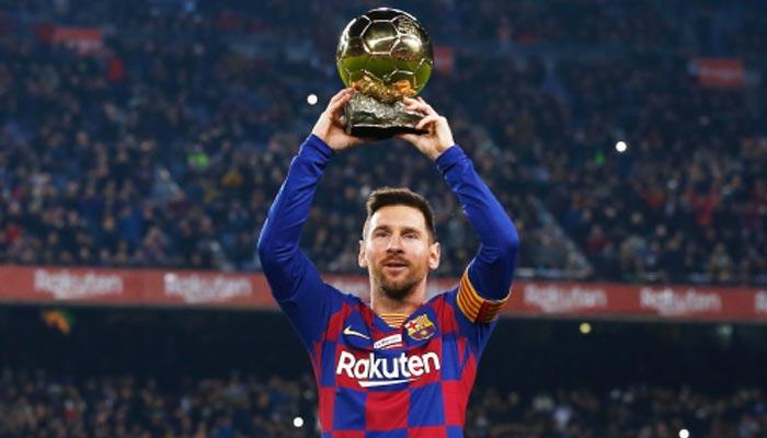 مسٹر بارسلونا لیونل میسی!