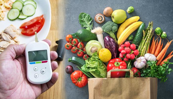 شوگر سے بچنے کیلئے روزانہ پھل اور سبزیاں کھائیں