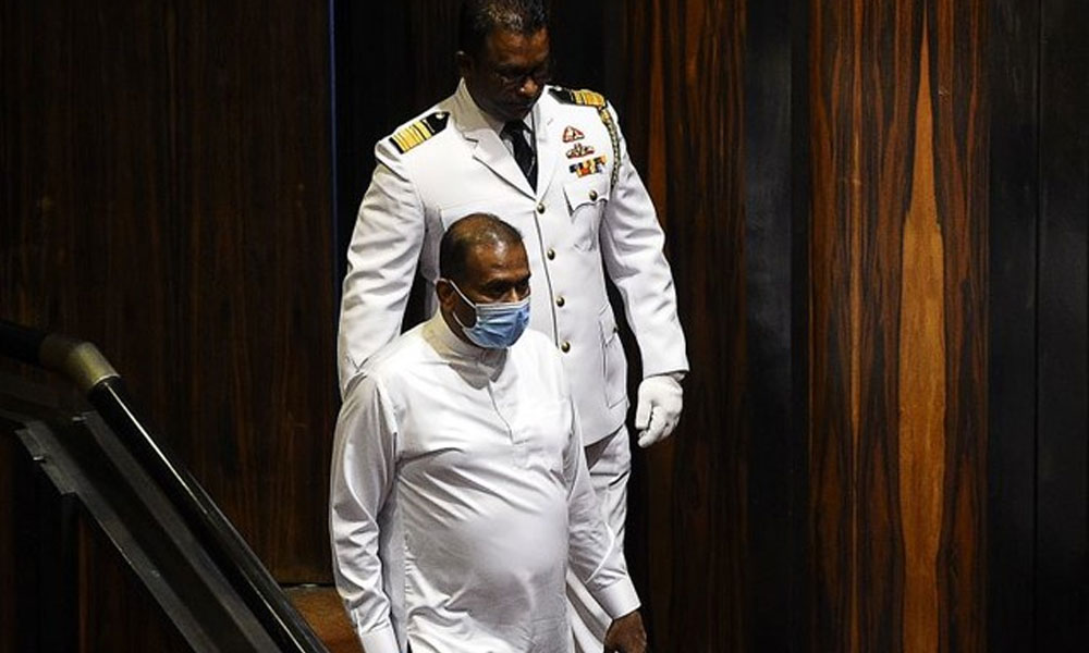 سری لنکا میں سزائے موت کا ملزم رکن پارلیمنٹ منتخب
