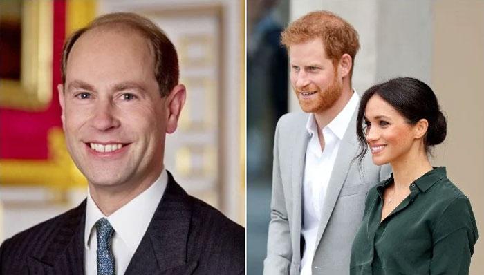 شہزادہ ہیری اور میگھن کو پرنس ایڈورڈ کے ناکام ٹی وی کیریئر سے سیکھنے کا مشورہ