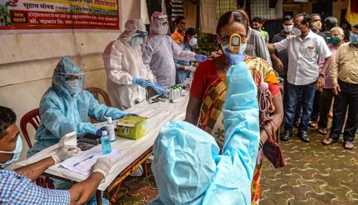 بھارت میں کورونا کے92 ہزار نئے مریض سامنے آگئے