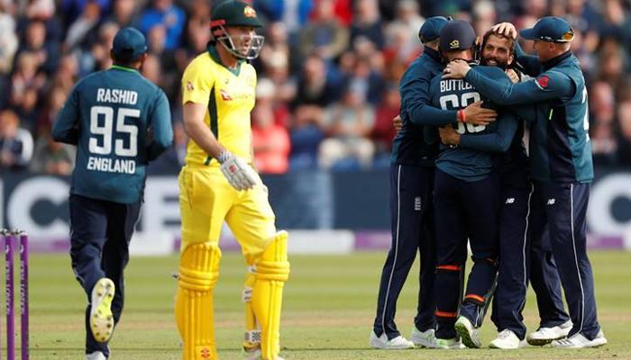 انگلینڈ اور آسٹریلیا کے درمیان پہلا ون ڈے آج کھیلا جائے گا