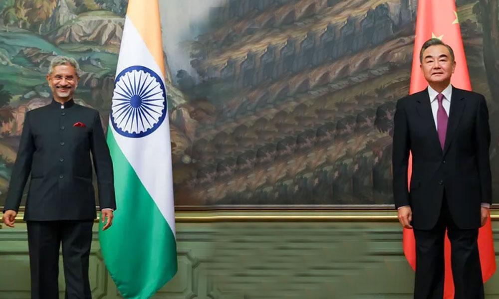 چین بھارت کا سرحد ی افواج کو ڈس انگیج کرنے پر اتفاق