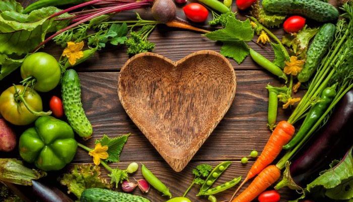 صحت مند دل کیلئے 6سبزیاں