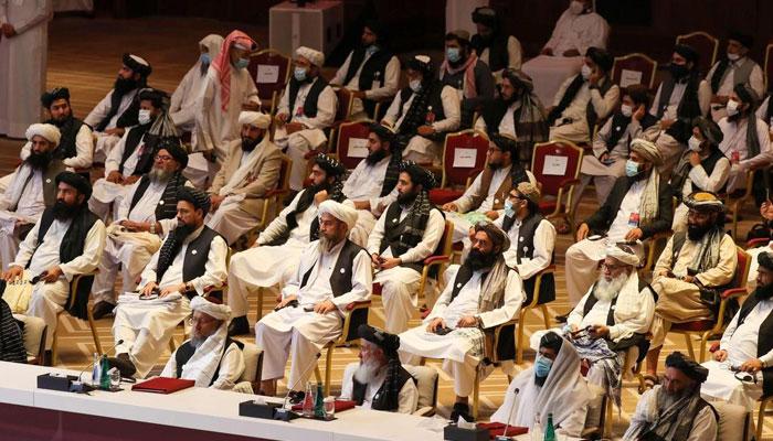 افغان حکومتی اور طالبان وفود کے رابطہ گروپوں کی ملاقات آج ہوگی