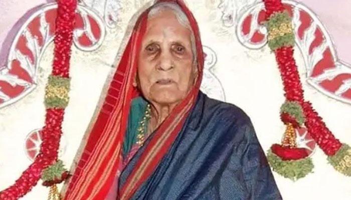 بھارت : 105 سالہ خاتون نے کورونا کو شکست دیدی