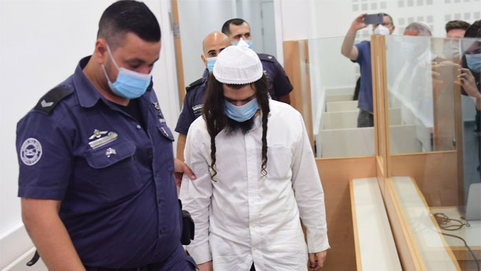 فلسطینی خاندان کو زندہ جلانے کے ملزم کو ا170 سال قید کی سزا