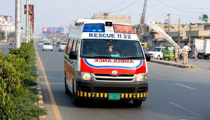 رحیم یار خان: مسافر بس میں آگ لگ گئی
