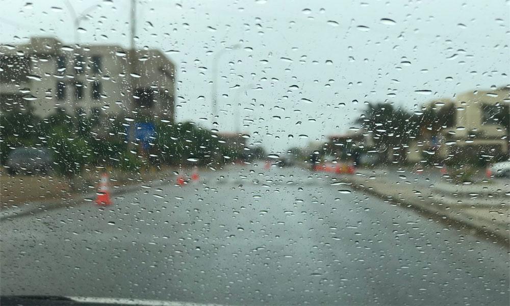 کراچی: گرج چمک کیساتھ ہلکی بارش کا امکان