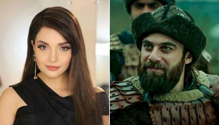ارظغرل کے فنکار سے ملنے کی خواہش نہیں، ارمینا خان