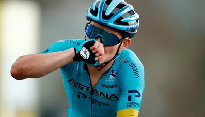 کولمبین سائیکلسٹ نےٹور ڈی فرانس کا 17واں مرحلہ جیت لیا