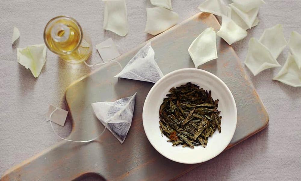 خوبصوت بالوں کیلئے گرین ٹی کے فوائد اور استعمال