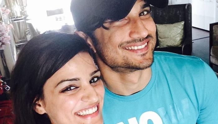 سشانت کی بہن نے سوشل میڈیا سے بریک لے لیا