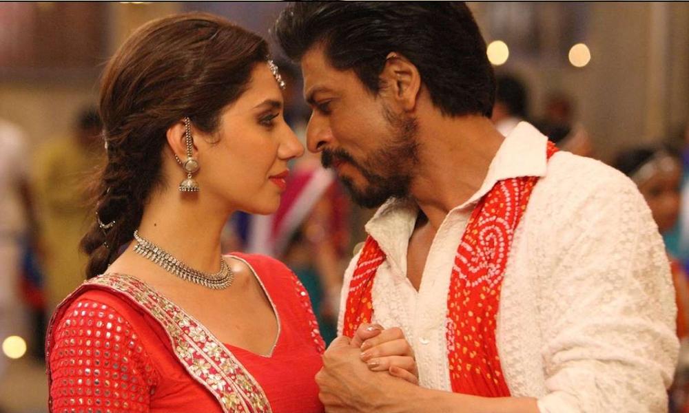 ماہرہ خان بھی شاہ رخ خان کی اداکاری کی دیوانی