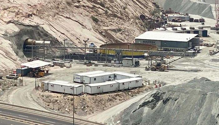 سعودی عرب میں پہاڑوں کے درمیان سے دنیا کا طویل آب رسانی نیٹ ورک مکمل