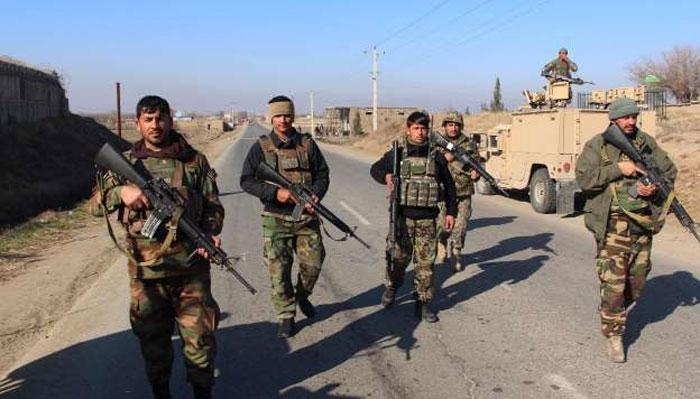 افغان فورسز اور طالبان میں جھڑپیں، تین طالبان اور 32افغان سیکیورٹی اہلکار ہلاک