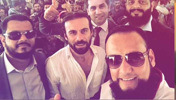 تُرک اداکار کے اسلام آباد میں سیر سپاتے
