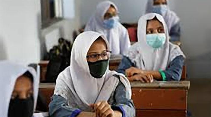 پنجاب : 3 دن میں اسکولوں کے 34 بچوں میں کورونا کی تصدیق