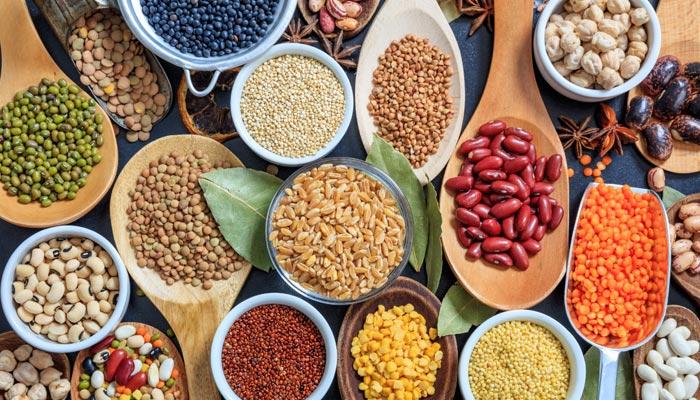 دالیں وزن میں کمی اور نباتاتی پروٹین کا اہم ذریعہ