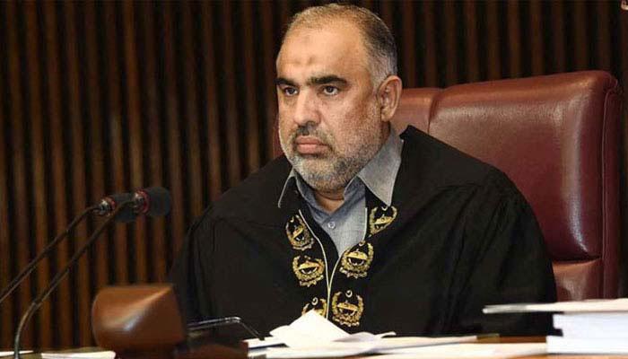 اسپیکر پر بے بنیاد الزام لگائے گئے، ترجمان اسمبلی