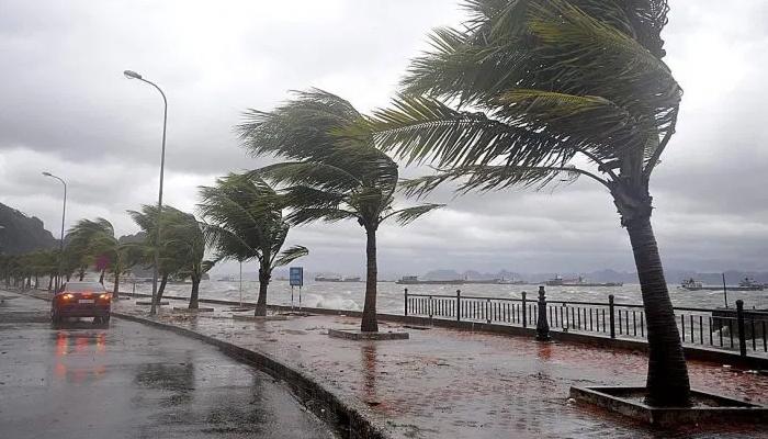ویت نام میں طوفان سے بڑے پیمانے پر تباہی