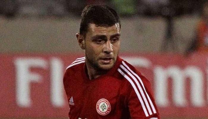 فائرنگ سے زخمی ہونے والے لبنانی فٹبالرچل بسے