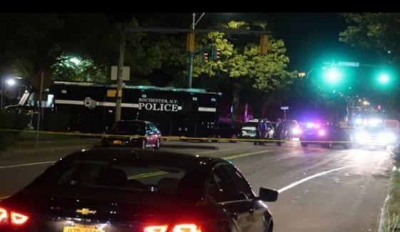 نیویارک: روچسٹر میں فائرنگ، 2 افراد ہلاک، 14 زخمی