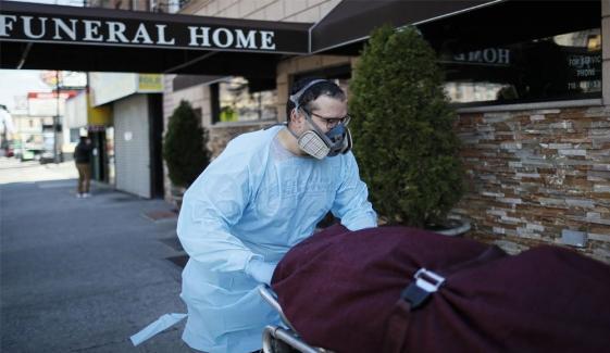 بیلجیئم: کورونا سے متاثرہ مریضوں کی تعداد میں مسلسل اضافہ