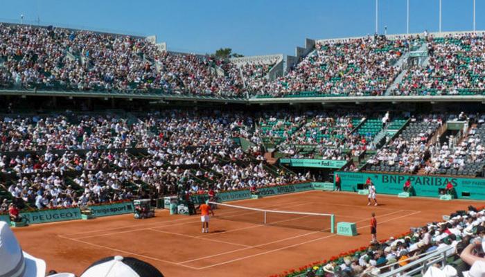 فرنچ اوپن ٹینس، آغاز سے پہلے ہی کورونا کی لپیٹ میں آگیا
