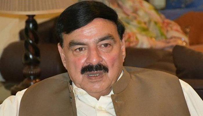 نواز شریف نے اپنی سیاست خود دفن کردی،شیخ رشید