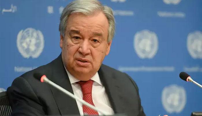 سرد جنگ ختم کر کے ہی کورونا کے خاتمے پر دھیان دے سکتے ہیں، اقوام متحدہ