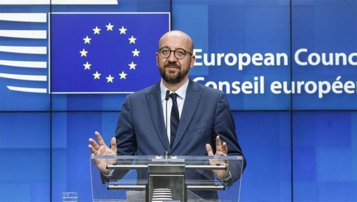 صدر چارلس مشل کے قرنطینہ ہونےپر  یورپین قیادت کا اجلاس منسوخ