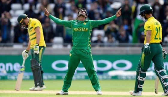 جنوبی افریقا پاکستان کیخلاف سیریز کیلئے نئی ونڈو تلاش کریگا