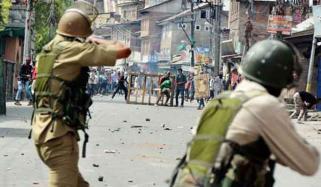 مقبوضہ کشمیر میں قابض فوج کی ریاستی دہشتگردی