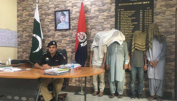 کراچی: منشیات کی آن لائن سپلائی لاہور سے آپریٹ ہونے کا انکشاف، 4 ملزمان گرفتار