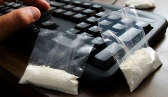 کراچی میں لاہور سے آن لائن منشیات ڈیلیوری