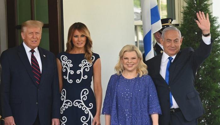 اسرائیلی وزیراعظم گندے کپڑوں سے بھرے سوٹ کیس وائٹ ہاؤس میں دھلواتے تھے