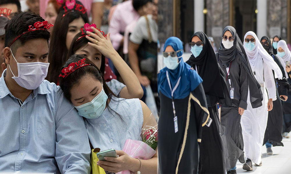 دنیا میں کورونا وائرس کے 3 کروڑ 24 لاکھ کیسز
