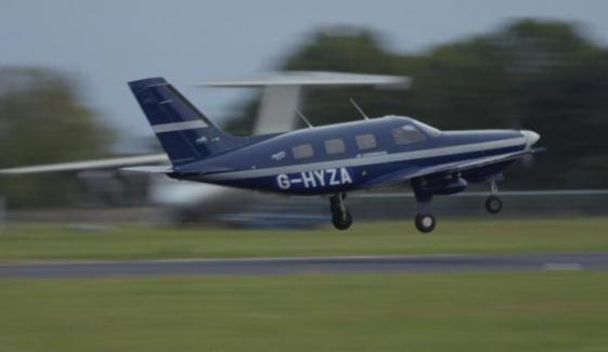 ہائیڈروجن سے چلنے والے پہلے کمرشل طیارے کی کامیاب اڑان
