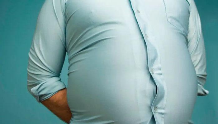 پیٹ کی چربی میں اضافہ جلد موت کا سبب بن سکتا ہے، تحقیق
