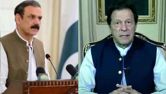 عمران خان کے خطاب پر ہر پاکستانی کو فخر ہے: عاصم باجوہ