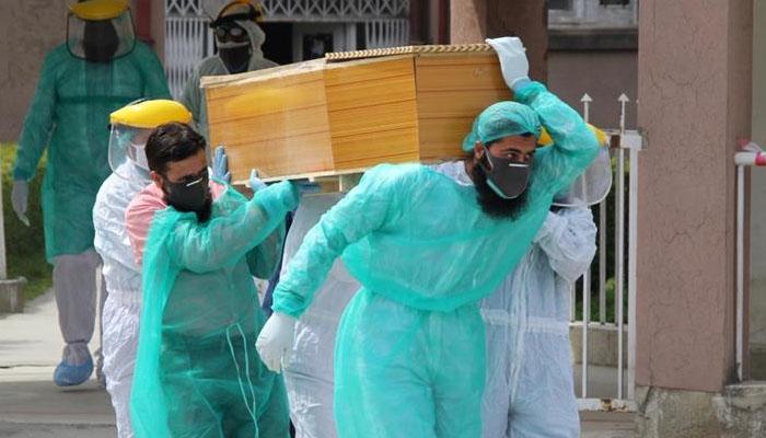 کورونا وائرس مُردے سے پھیل سکتا ہے؟