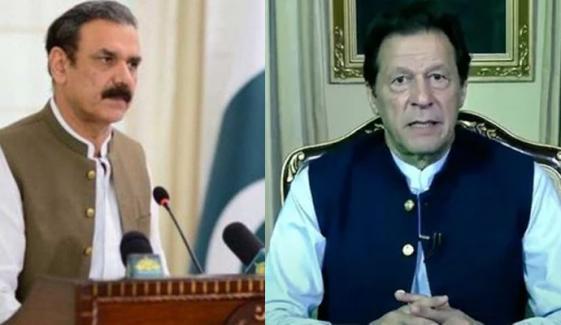 'عمران خان کے جامع خطاب پر ہر پاکستانی کو فخر ہے'