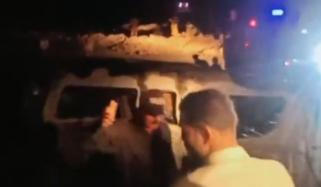 نوری آباد وین حادثہ کیسے رونما ہوا؟