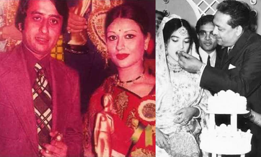 فلم اسٹار ندیم آج شادی کی 49 ویں سالگرہ منارہے ہیں