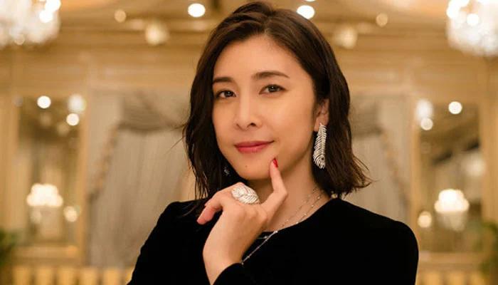 جاپانی اداکارہ کی 40 برس کی عمر میں خودکشی