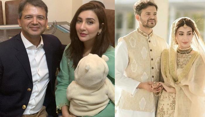 میجر عقبہ کا اہلیہ عائشہ خان کی سالگرہ پر پیار بھرا پیغام